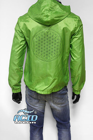 Ветровка ACIDWEAR «FLOWER OF LIFE»