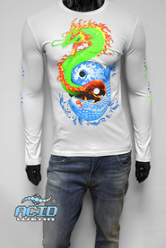 Лонгслив мужской ACIDWEAR «DRAGON»