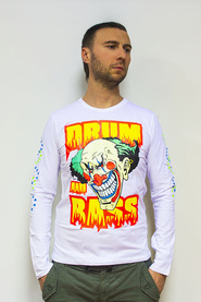 Лонгслив мужской ACIDWEAR «CLOWN»