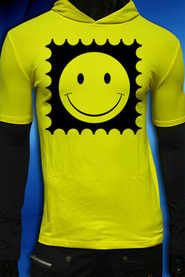 Лонгслив мужской ACIDWEAR «POSTAL SMILE»