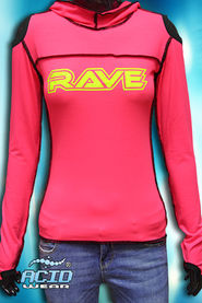 Лонгслив женский ACIDWEAR «RAVE»