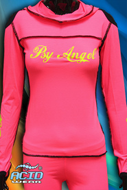 Лонгслив женский ACIDWEAR «PSY ANGEL»