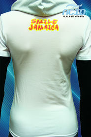 Лонгслив женский ACIDWEAR «SMILE JAMAICA»