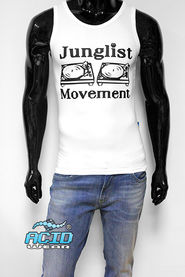 Майка мужская ACIDWEAR «JUNGLIST MOVEMENT»