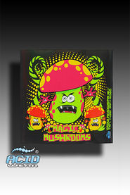 Наклейка ACIDWEAR «MAGIC MUSHROOMS»