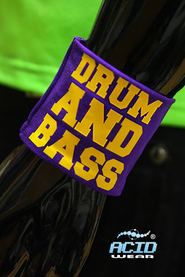 Напульсник ACIDWEAR «DRUM AND BASS»