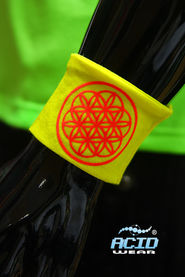 Напульсник ACIDWEAR «FLOWER OF LIFE»