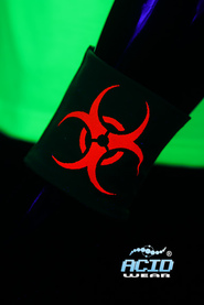 Напульсник ACIDWEAR «BIOHAZARD»