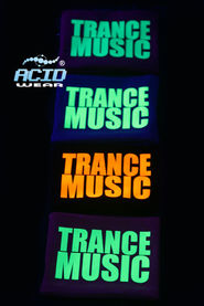 Напульсник ACIDWEAR «TRANCE MUSIC»