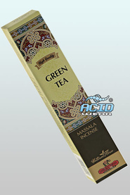 Благовония GOOD SIGN COMPANY «GREEN TEA» 15 гр.