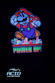 Футболка GOOD «34-9508 MARIO POWER UP»