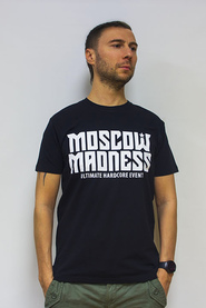 Футболка мужская XTEAM «MOSCOW MADNESS»