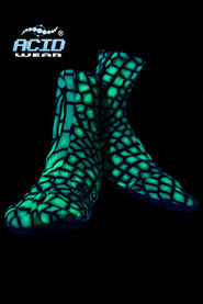 Ninja Shoes SPACE TRIBE «NN01 D108G Jungle Dragonfly»