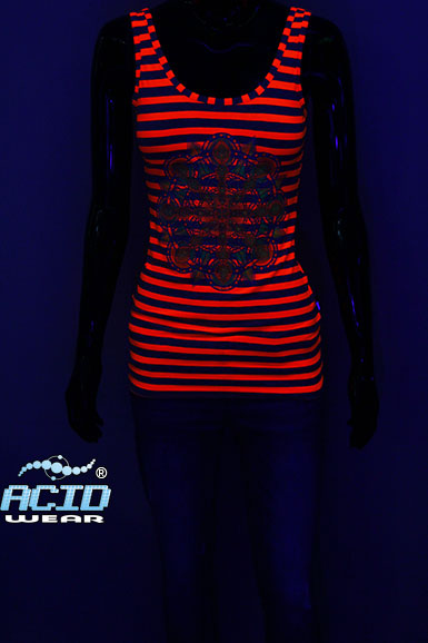 Майка женская ACIDWEAR «ASPIRATION TO LIVE»