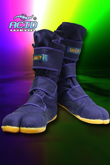 Ninja Shoes «SAFETY PLUS»