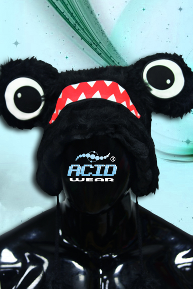 Шапка COUCH «Beast Hat Black»