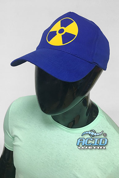 Бейсболка ACIDWEAR «RADIATION»