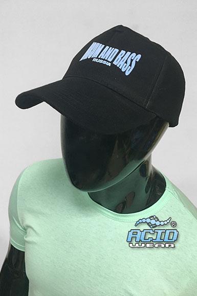 Бейсболка ACIDWEAR «DRUM AND BASS»